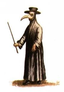 El Medico dea Peaste (the Plague Doctor)